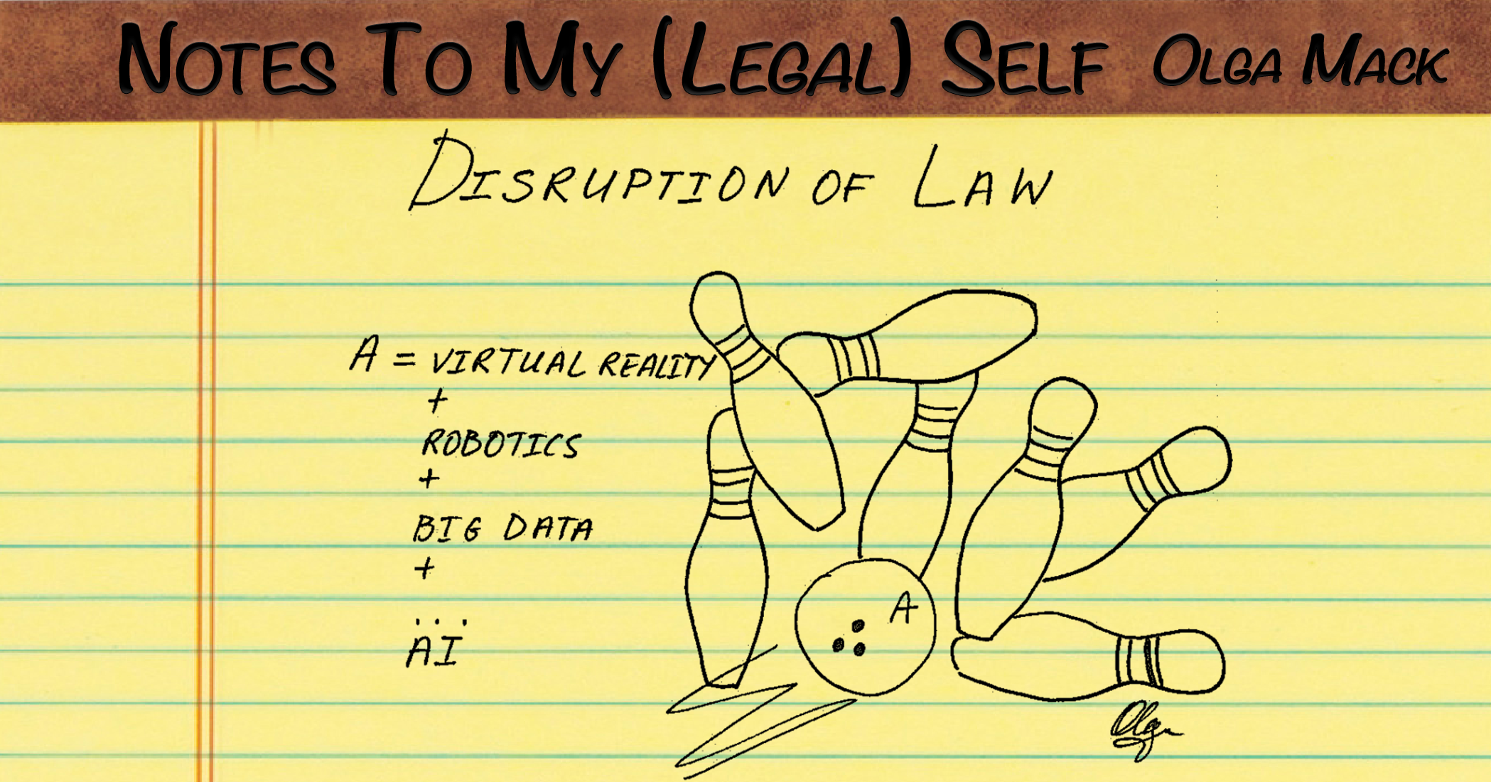 Get Ready For The Legal Profession To Be Disrupted