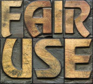 Image result for image for fair use act