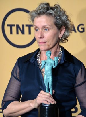 Any Other Lawyer Pretend They Knew What Frances McDormand's