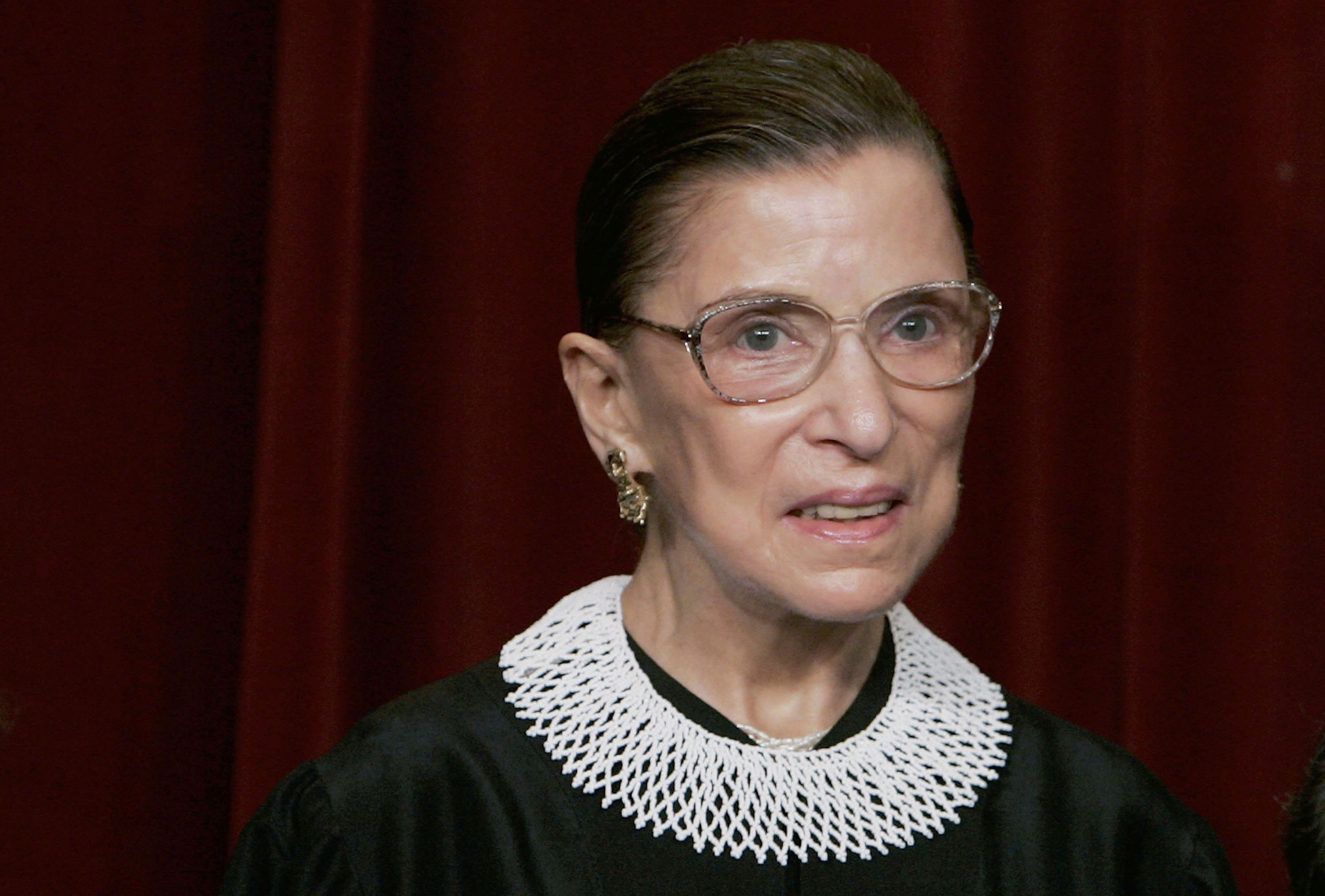 Oh Law Firm >> Justice Ruth Bader Ginsburg: A Dedicated Crusader For ...