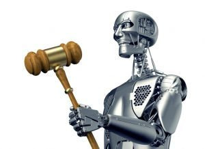I, For One, Welcome Our New Robot Lawyer Overlords