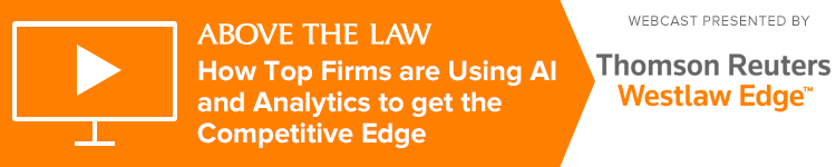 Should You Upgrade To Westlaw Edge? | Above the Law