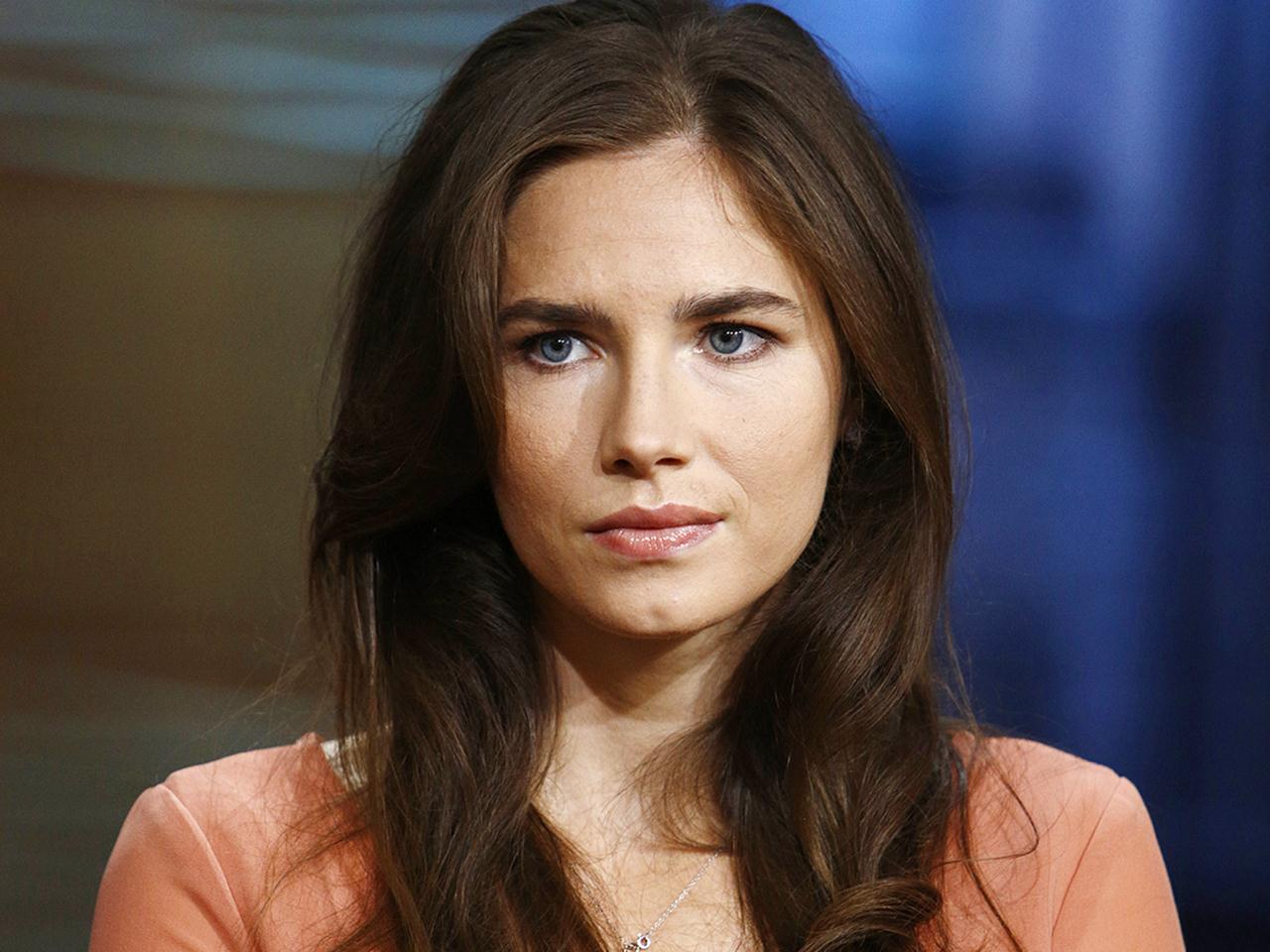 Amanda Knox is guiltybut is this the end foto