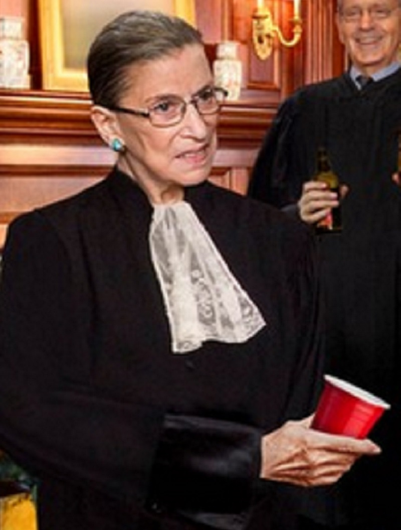 RBG Red Cup
