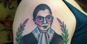 RBG Tattoo RF