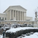 Scalia: See all that snow? Global Warming isn't real! (Photo by Drew Havens)