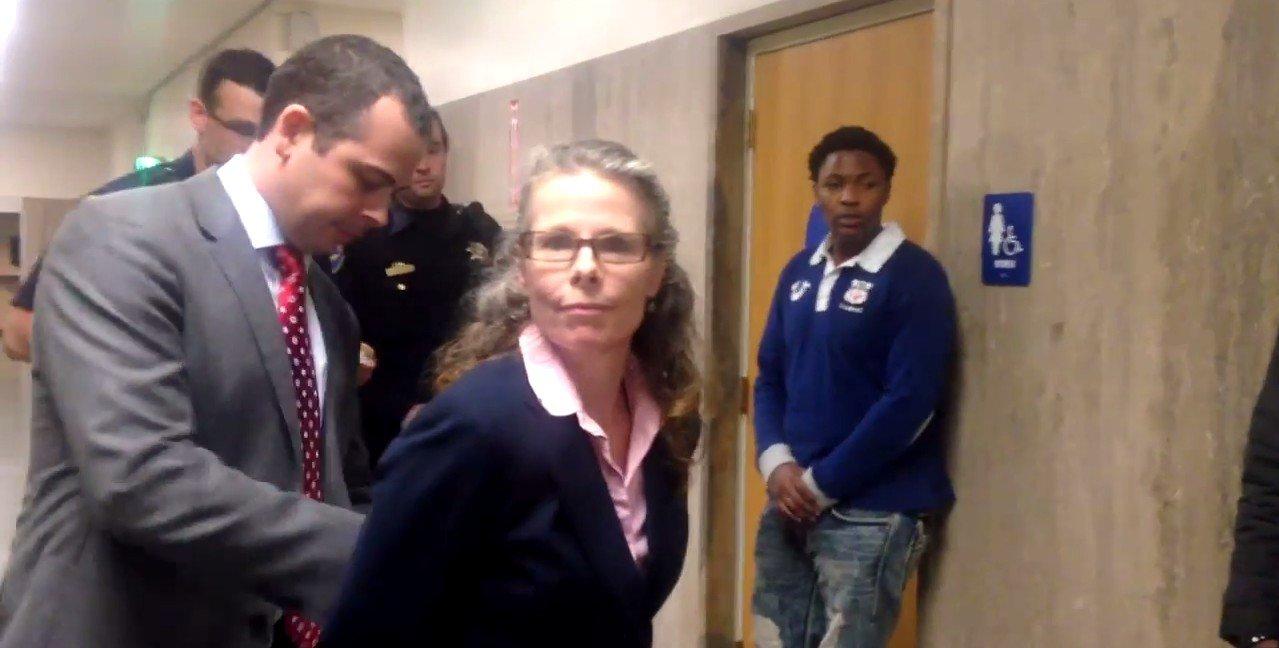 Tillotson Arrest