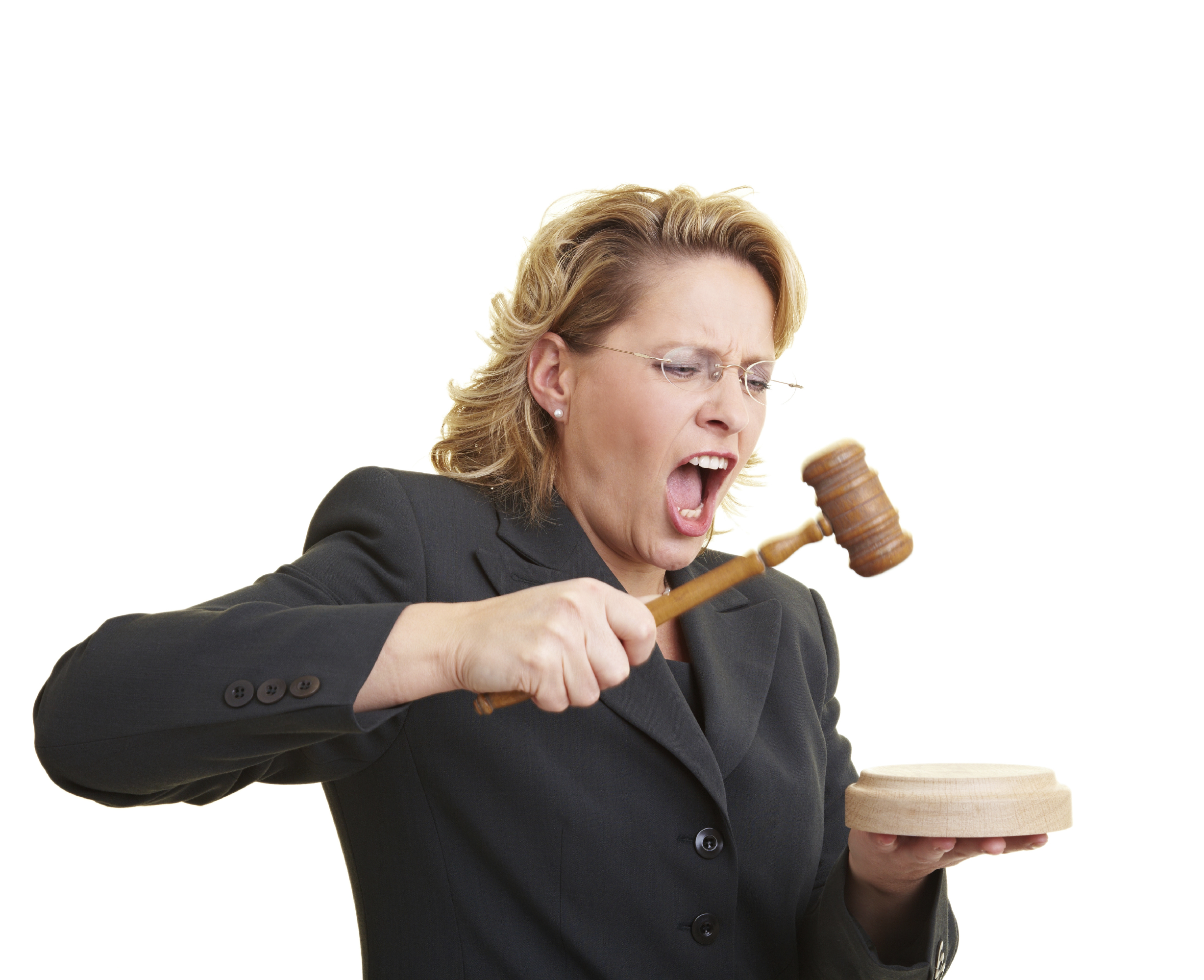 Image result for pissed off judge & cops