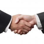 handshake shaking hands shake hands trust