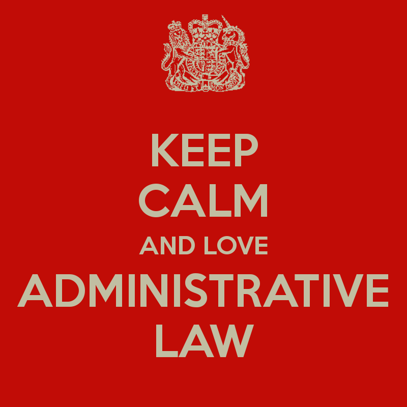 adminstrative law Definition of administrative law: body of rules, regulations and orders formulated by a government body (such as an environment management agency) responsible for carrying out statute law.