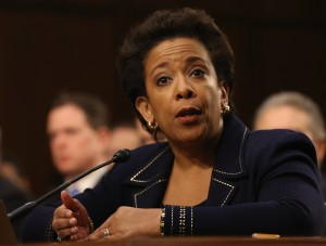 Loretta Lynch (Photo by Mark Wilson/Getty Images)