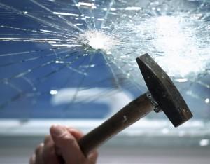 shatter glass ceiling