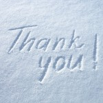 thank you thanks snow snowy ice icy winter