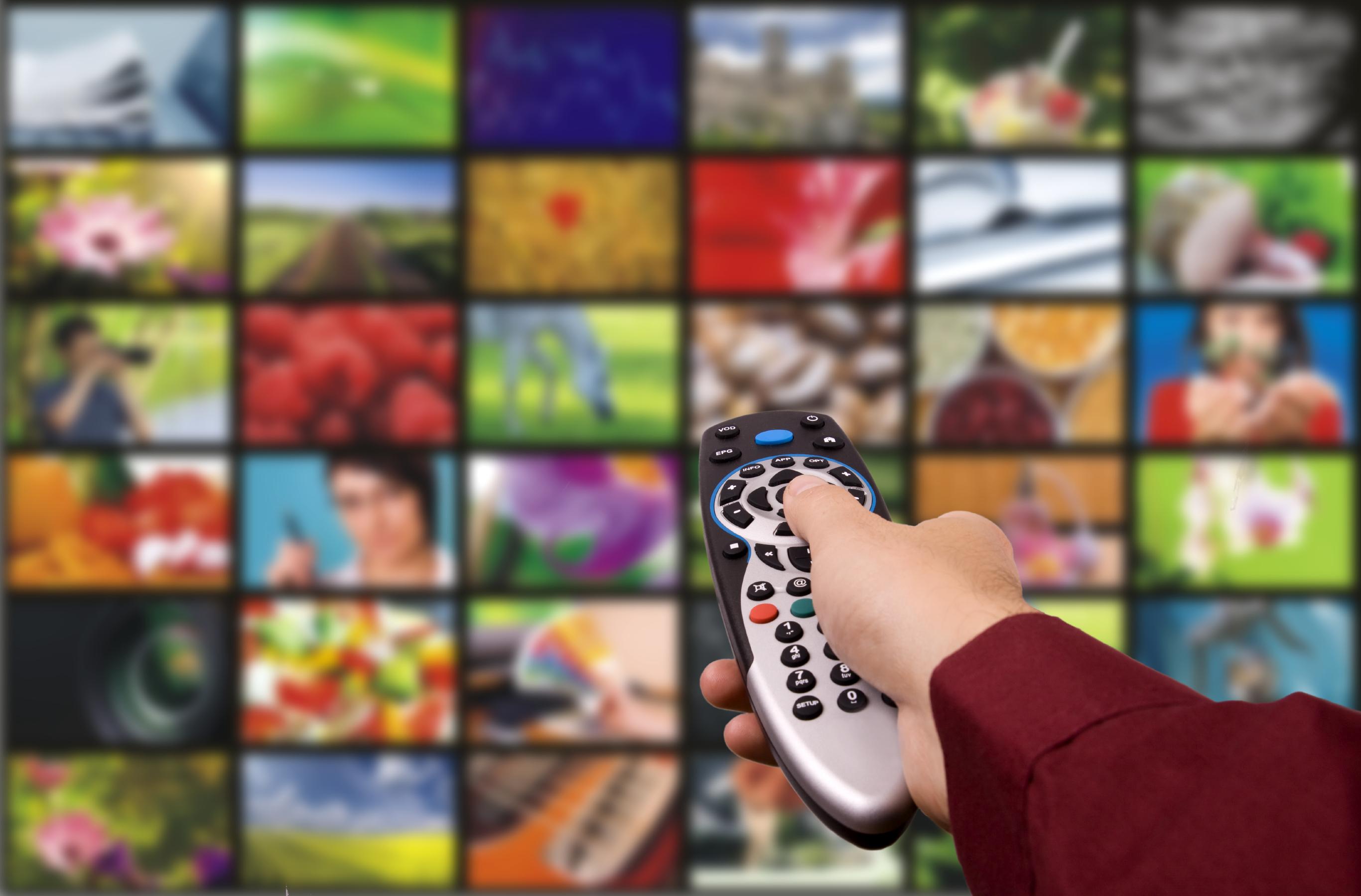 tv screen remote