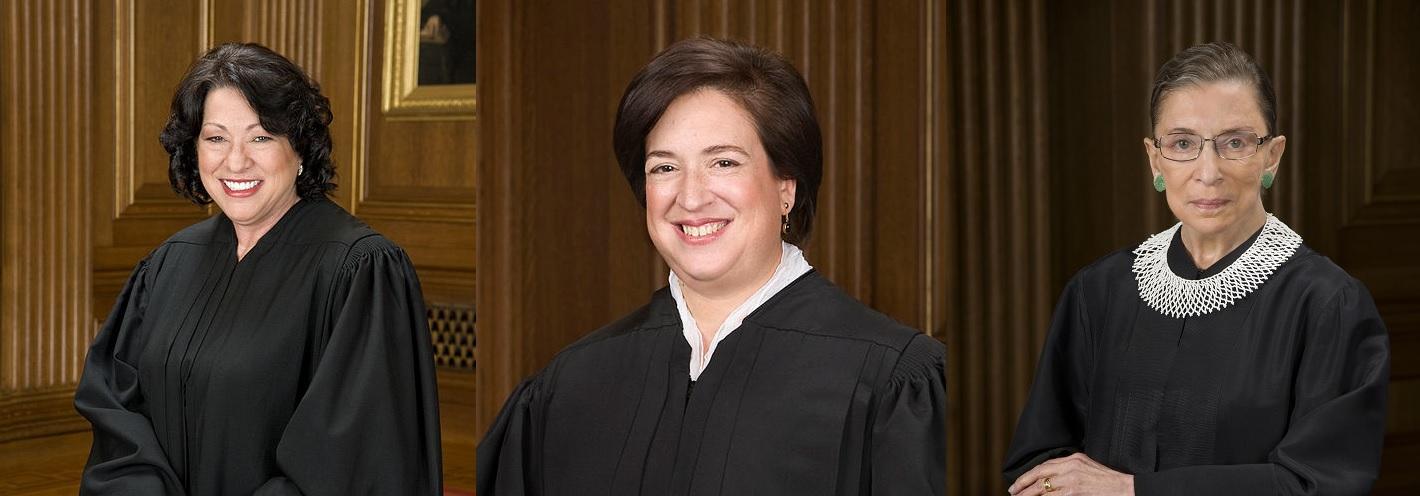 women SCOTUS justices